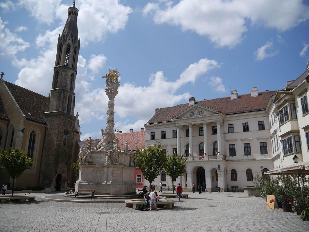 Sopron Plaza