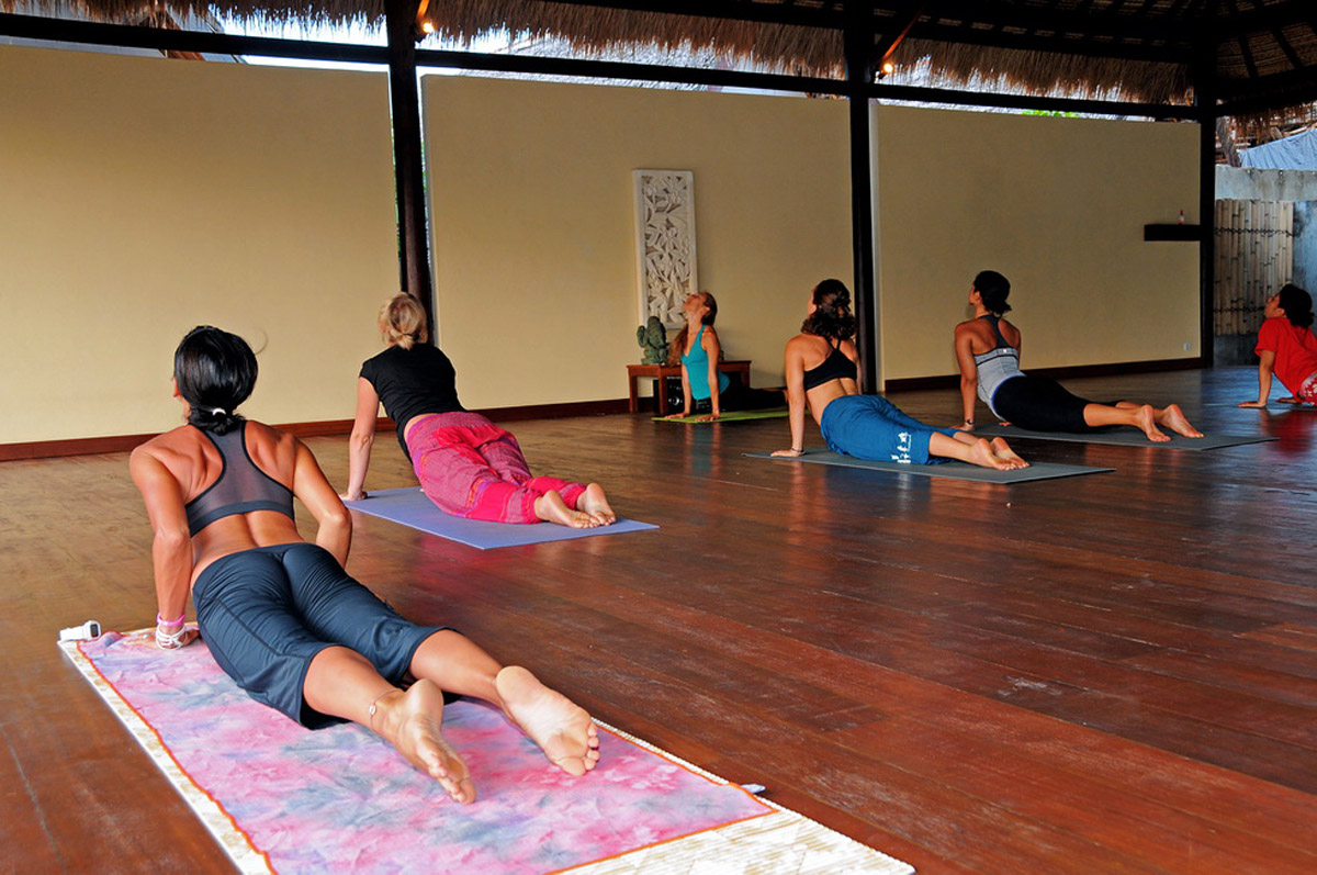 Do the Yoga in Gili