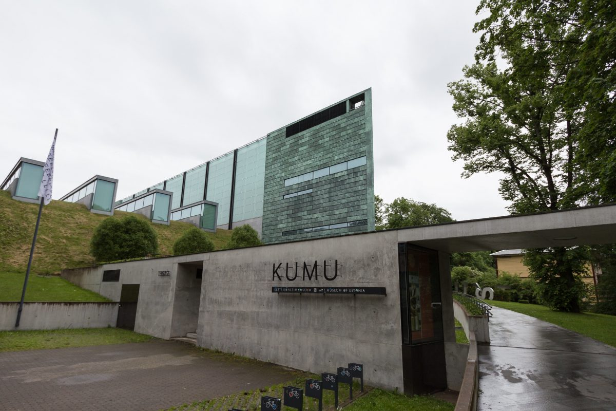 Kunstimuuseum or simply Kumu Museum is one of the largest museums in the whole of Estonia and Northern Europe.