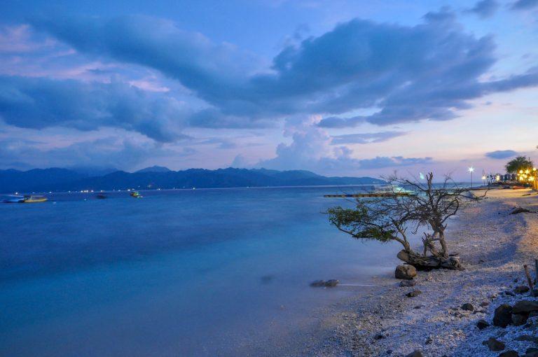 Gili Trawangan Beach Indonesia