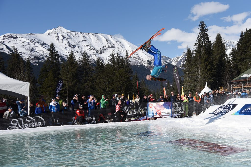 Ski flip