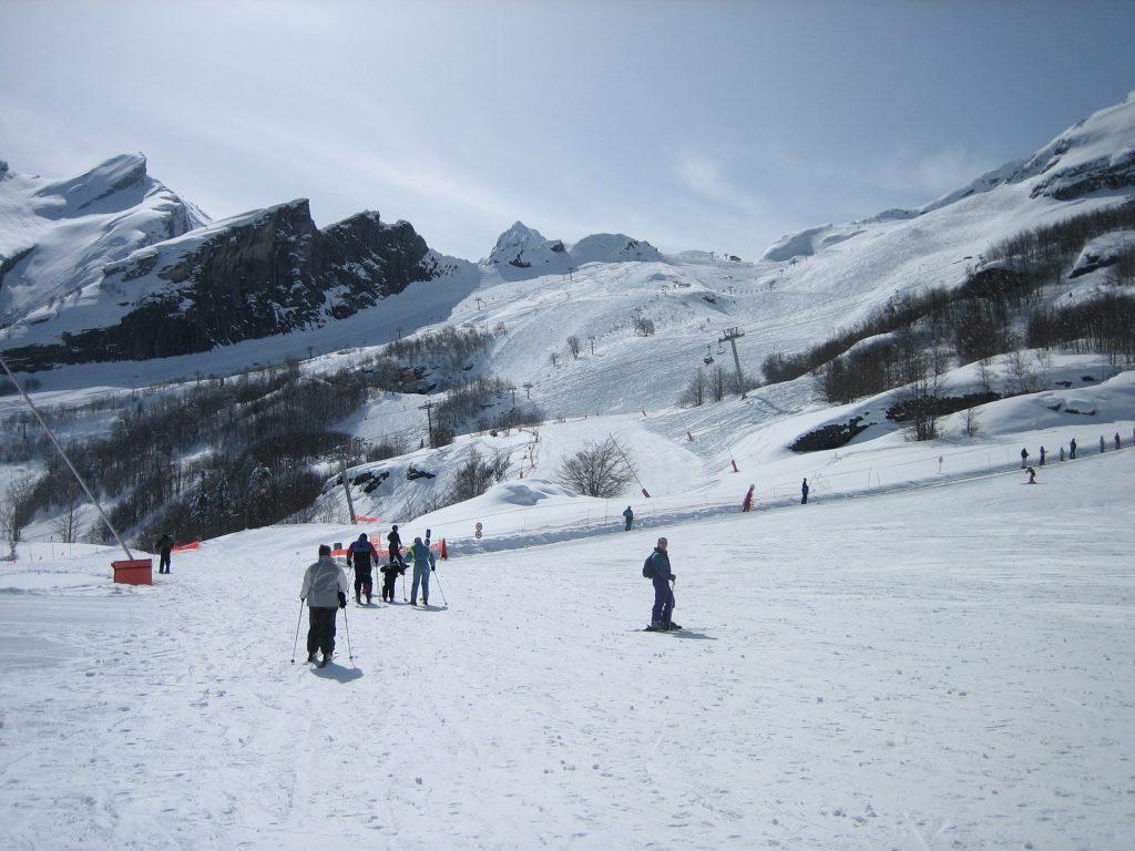 Resort Ski