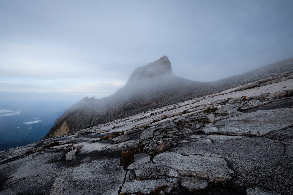 Rocky terrain, Mount Kinabalu Climb, Mount Kinabalu Summit