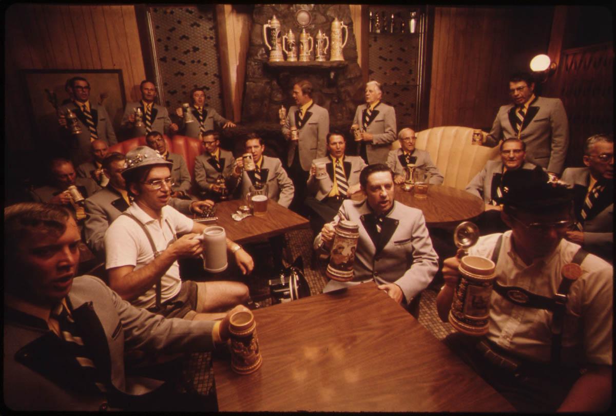 Germans and beer