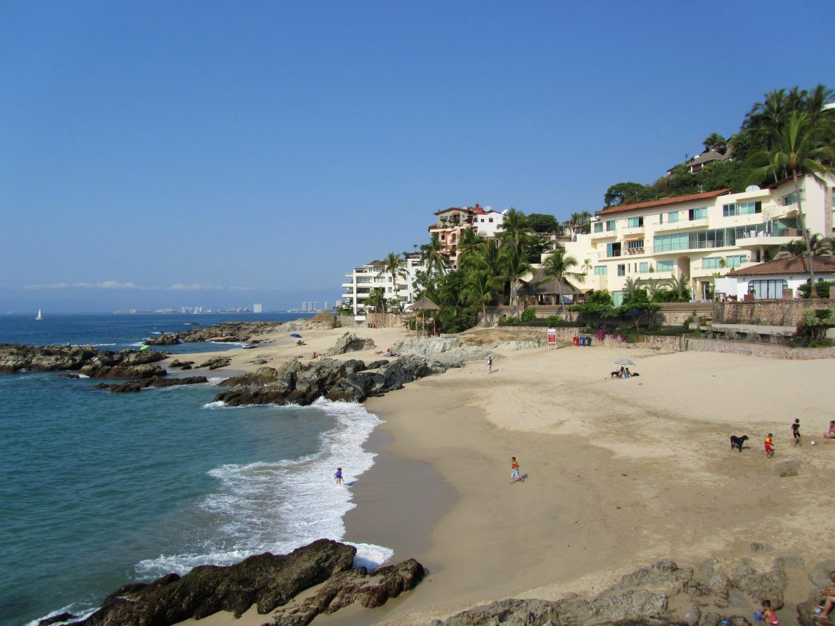 Conchas Chinas, Puerto Vallarta