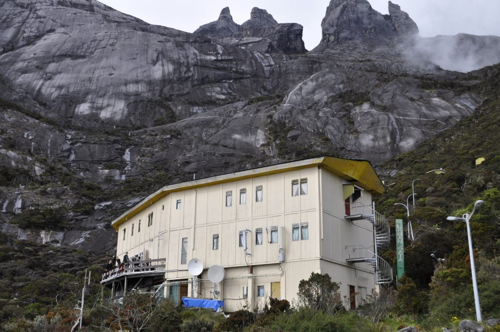 Laban Rata Resthouse, Laban Rata Hut on Mount Kinabalu