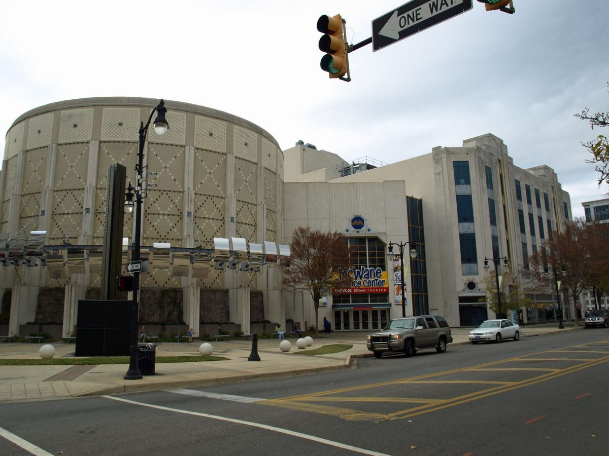 The McWane Science Center opened in 1998 to promote STEM education among children in Birmingham.