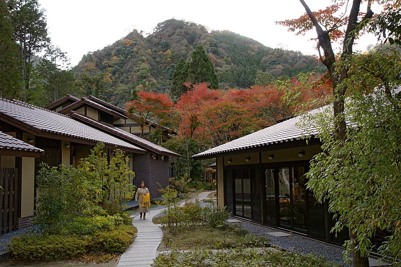 Arima Onsen by 663highland for WikiCommons - 15 Things To Do In Kobe, Japan