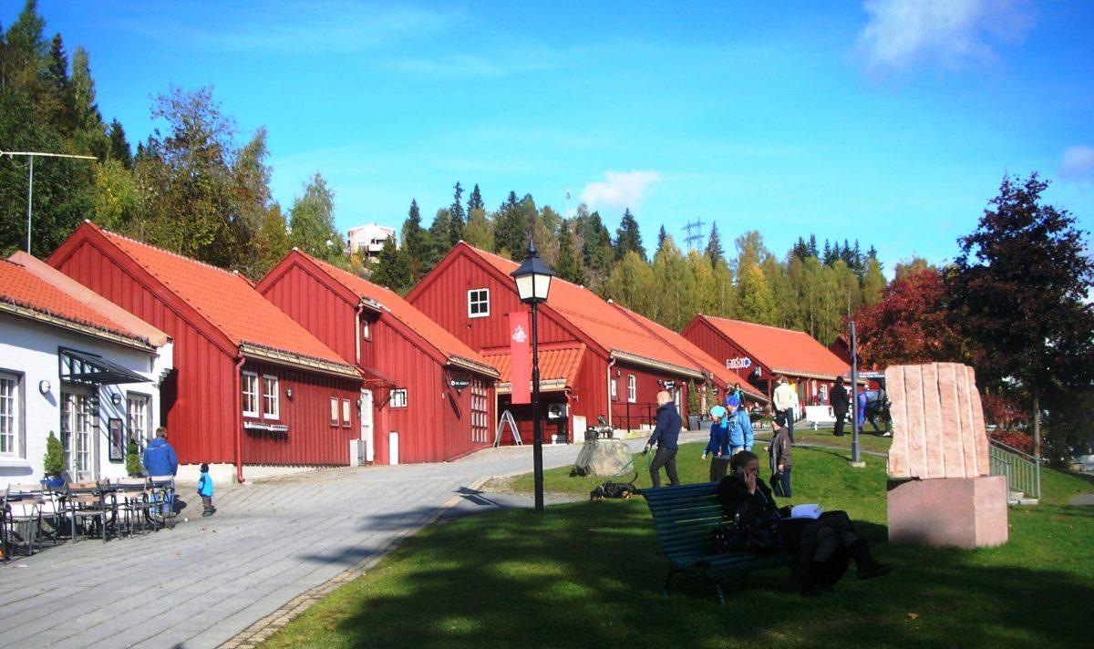 houses, akershus