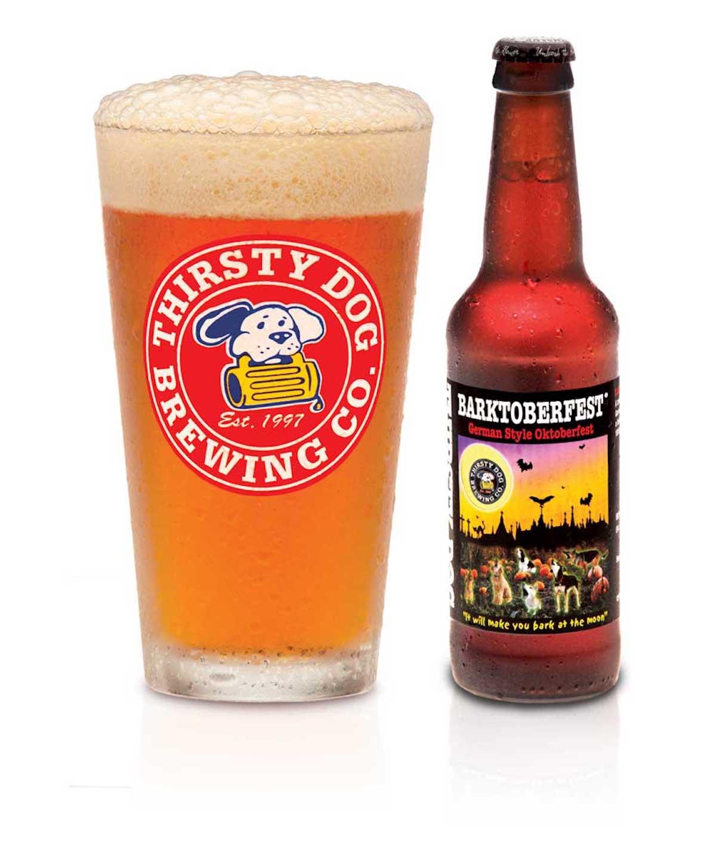 Barktoberfest beer