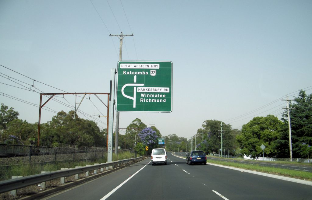 Great Western Highway, Australia