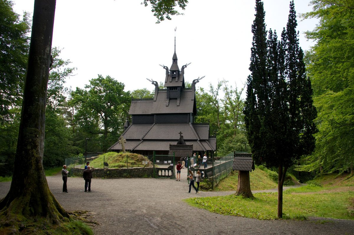 church, hordaland