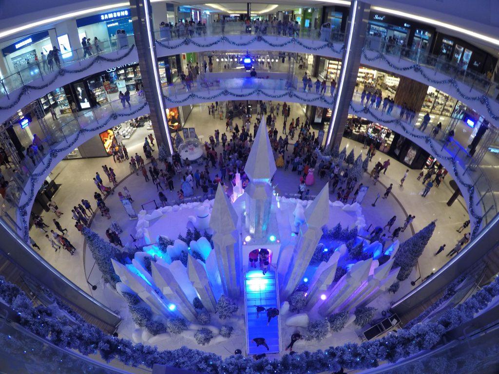 Imago Shopping Mall, KK Times Square
