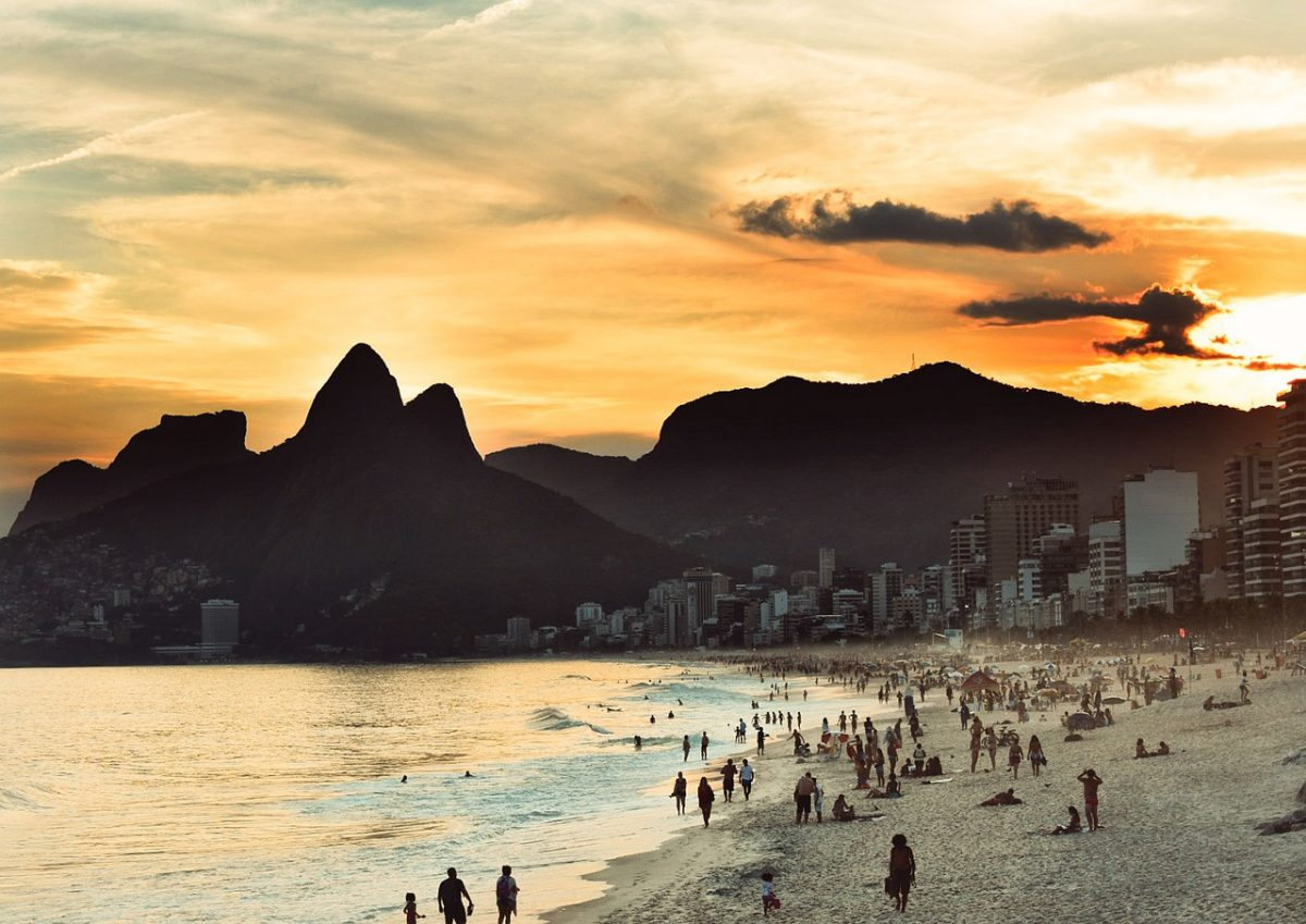 Ipanema Beach is located next to Copacabana, its famous neighbour, but it has its own distinct character.