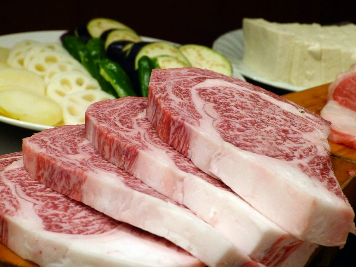 Kobe beef by Jason Goh for Pixabay - 15 Things To Do In Kobe, Japan