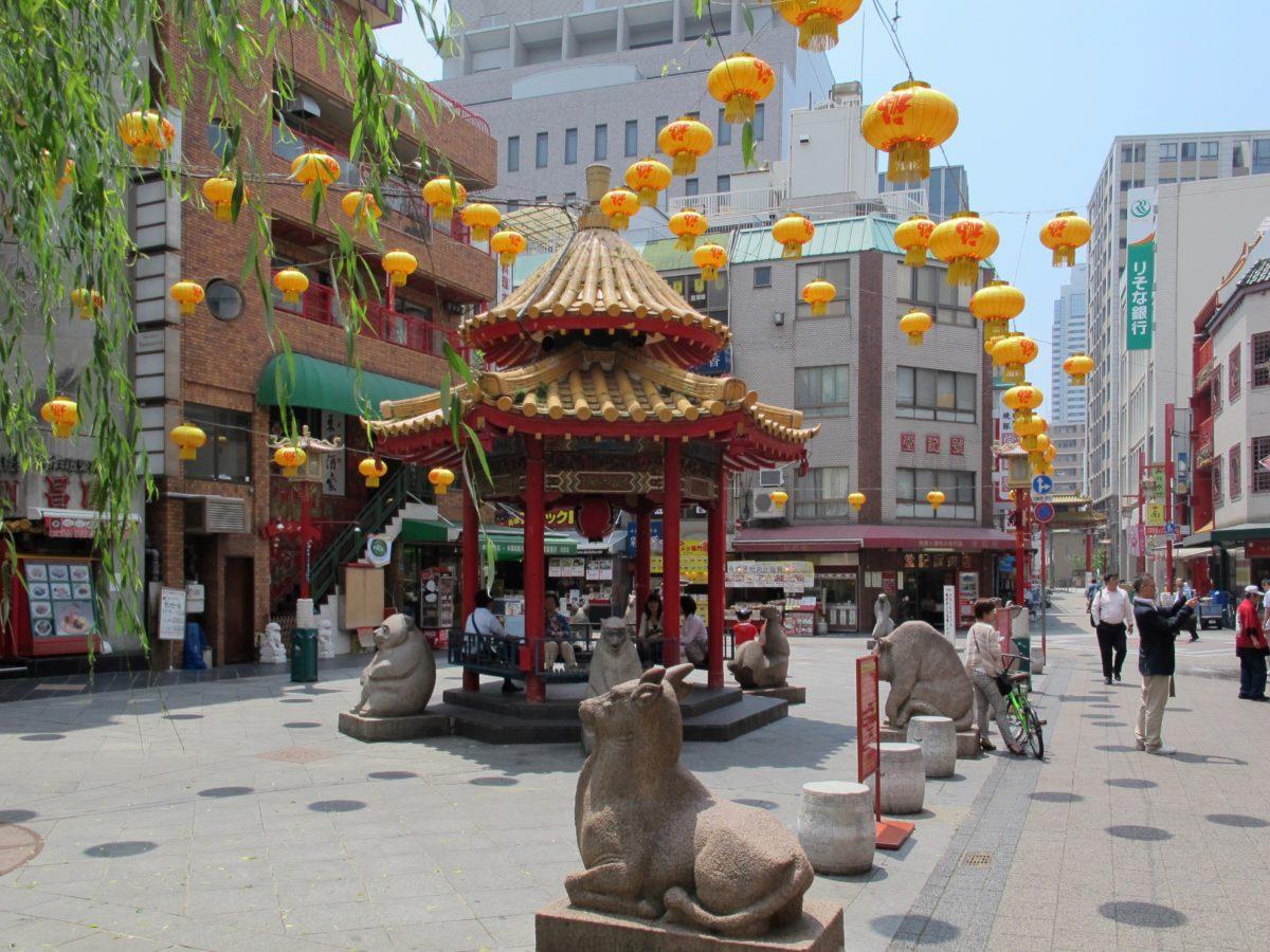 Kobe chinatown 02 - 15 Things To Do In Kobe, Japan