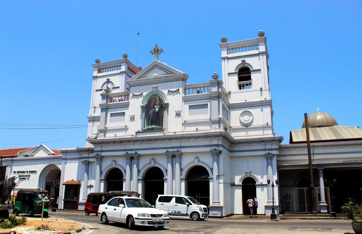 St. Anthony's shrine Colombo