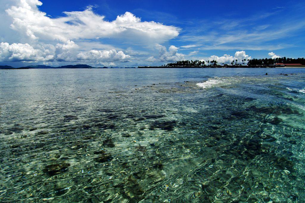 Mabul Island, Mabul Lagoon, sabah