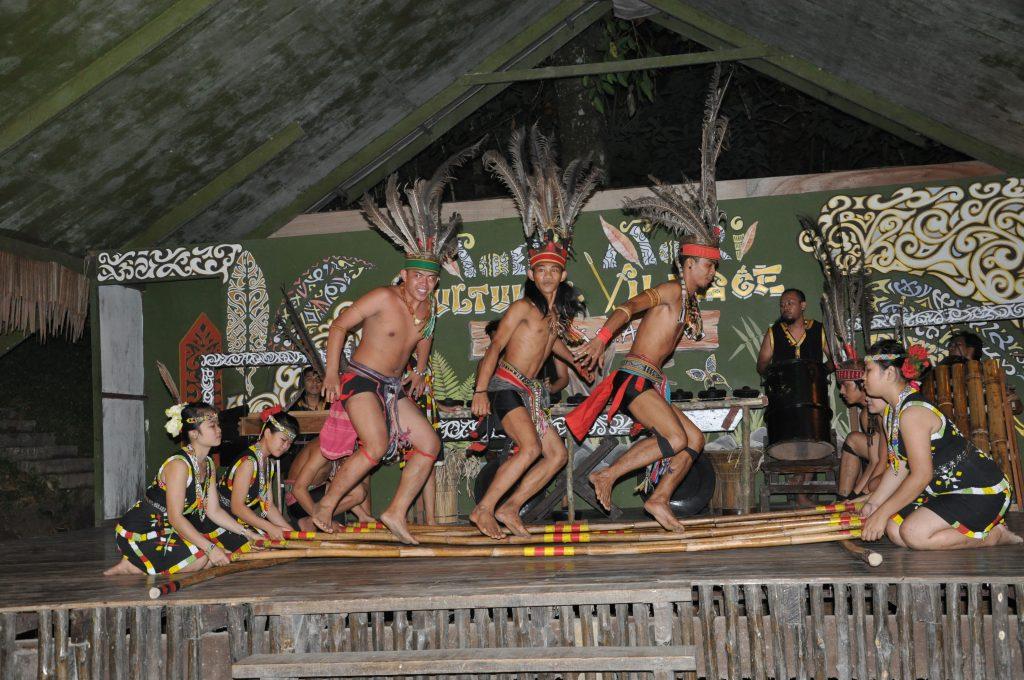 Mari Mari Village