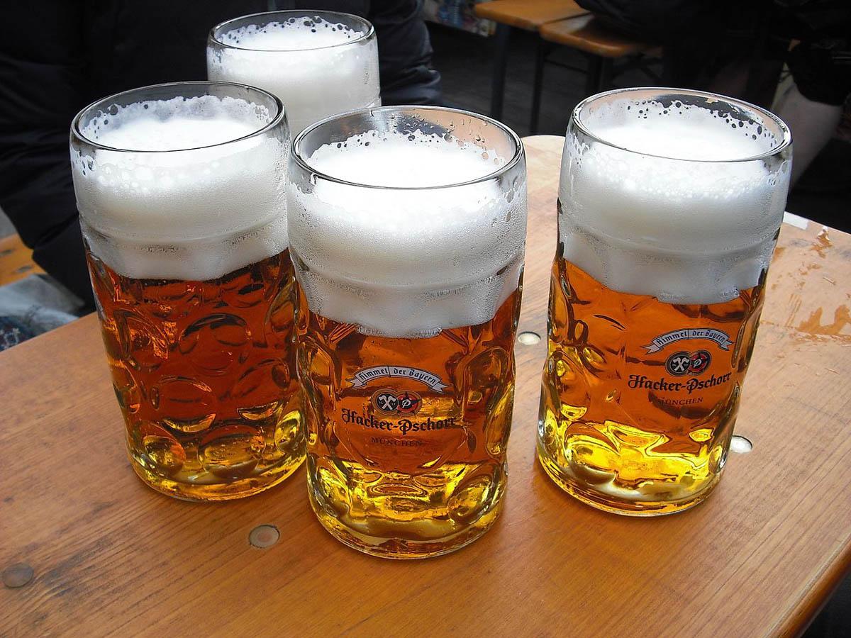 Masskruege beer