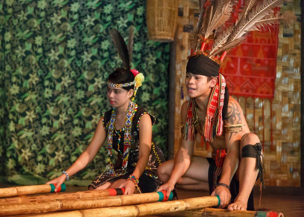 Monsopiad Cultural Village, sabah malaysia