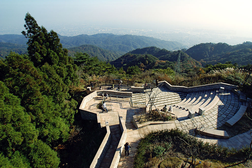 Mount Rokko by 663highland for wikiCommons - 15 Things To Do In Kobe, Japan