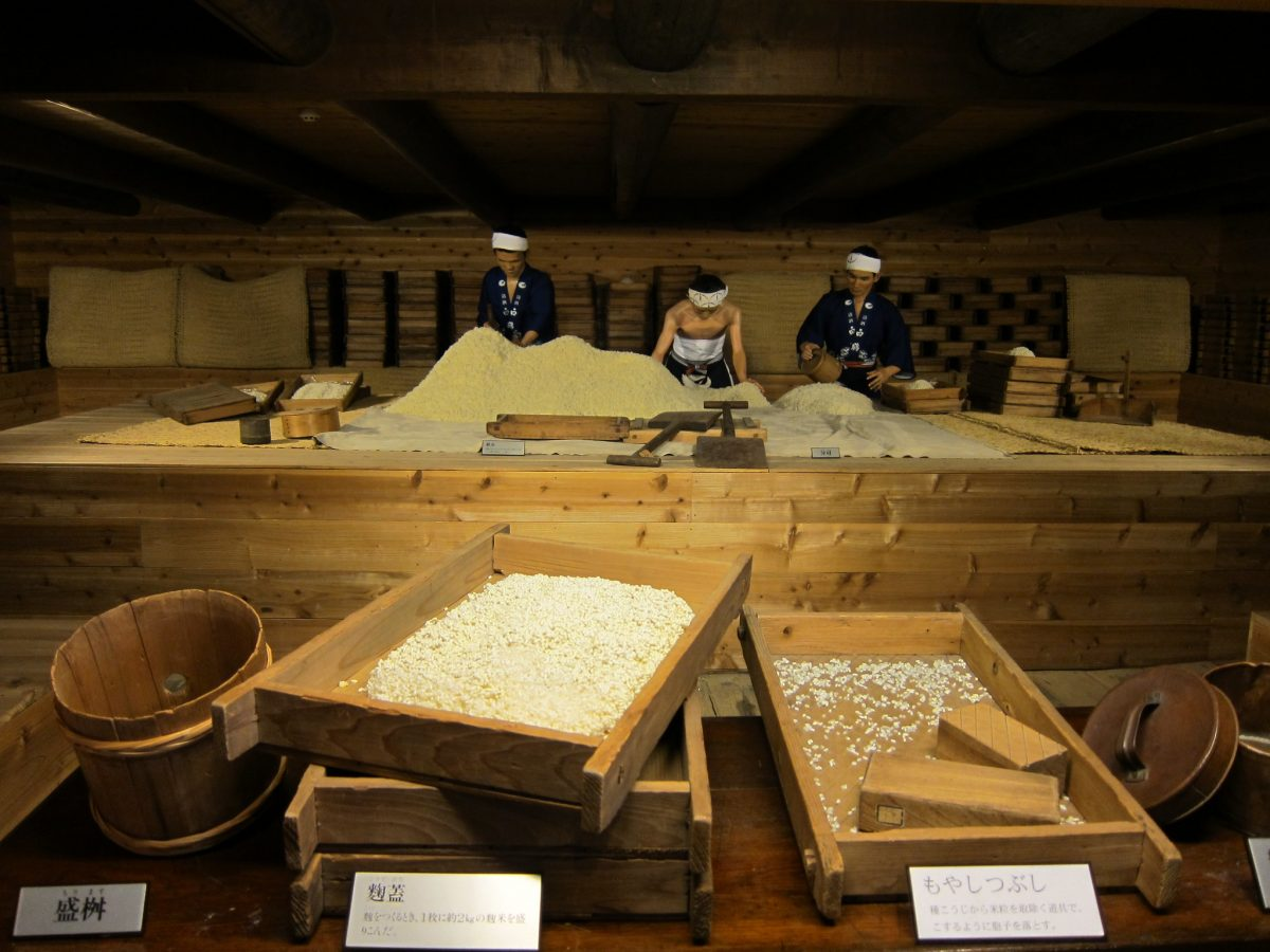 Nada district is a sake brewing area  photo by hslo for Flickr - 15 Things To Do In Kobe, Japan
