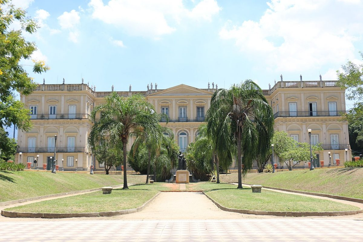 The National Museum of Brazil is the country's oldest scientific institution.