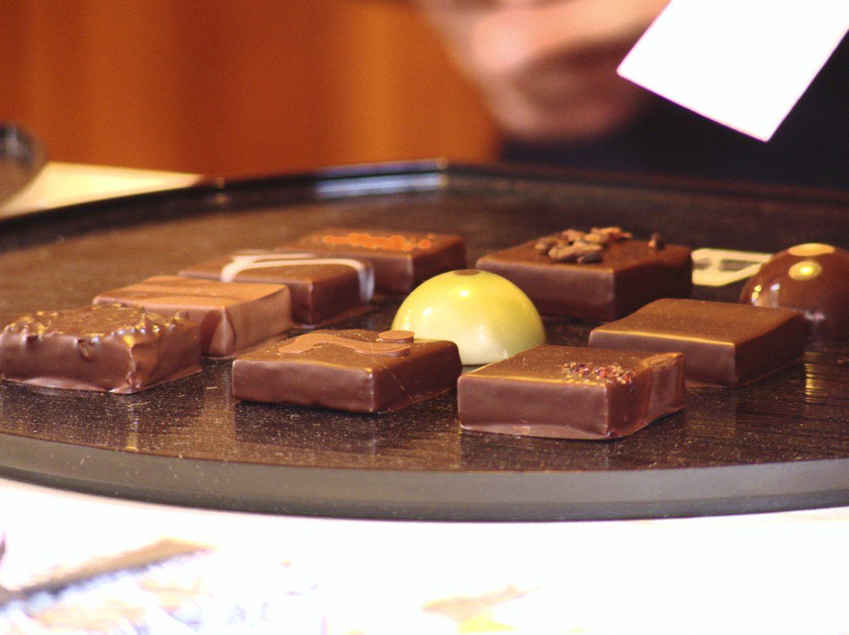 Chocolate tasting in Sopron