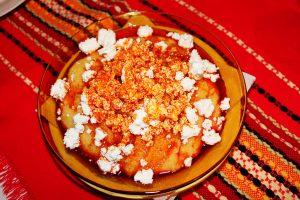 Rhodope Mountains Bulgarian food