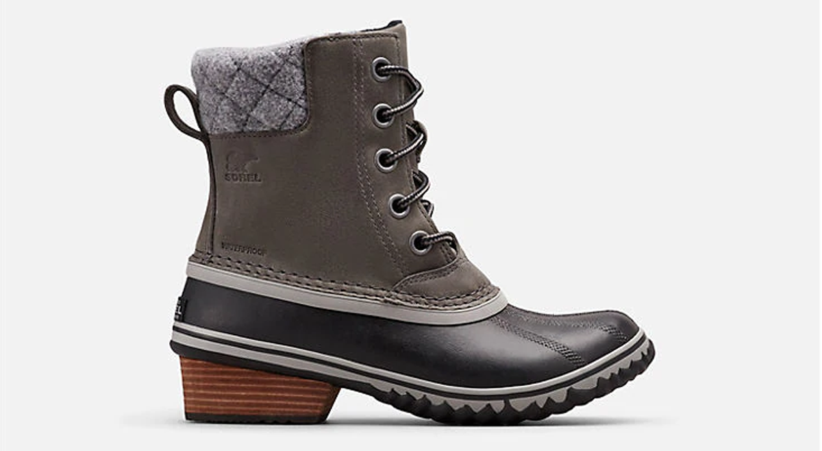 Slimpack II Lace Boot - Guide To Choosing Women's Sorel Snow Boots For Extreme Weather
