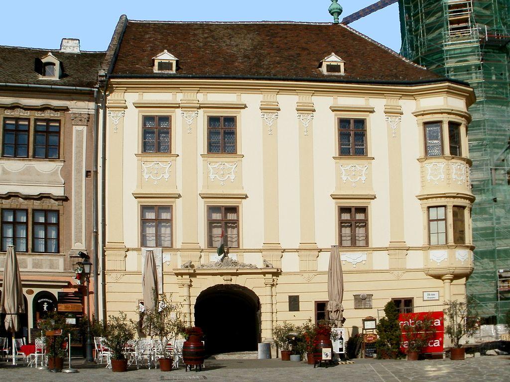 Sopron Storno House