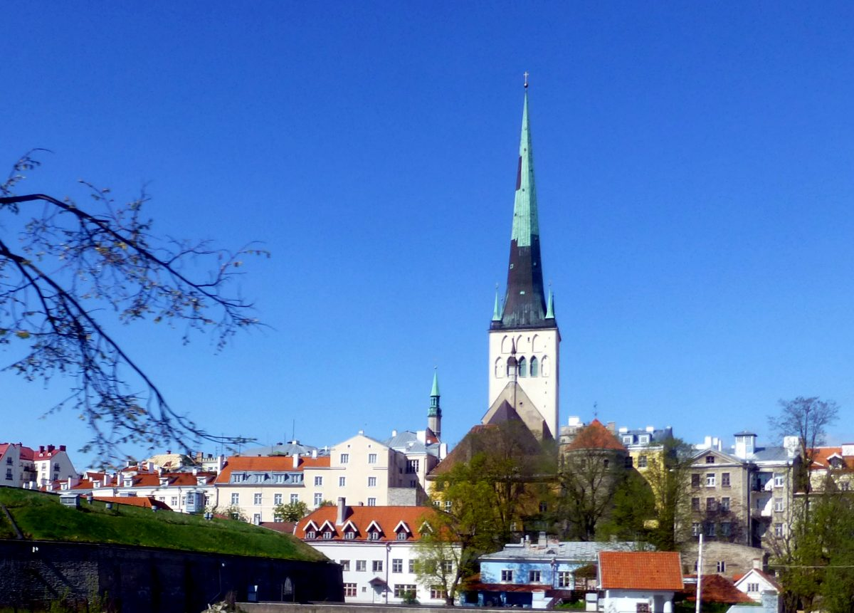 A symbol and a national treasure of Estonia, Oleviste Church and its Tower are just located 600 meters north from the Old Town.