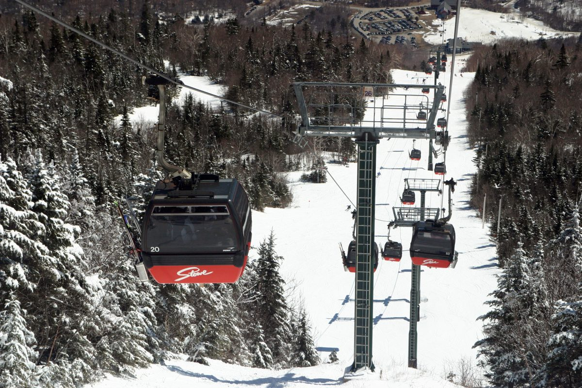 Stowe Mountain Ski Resort