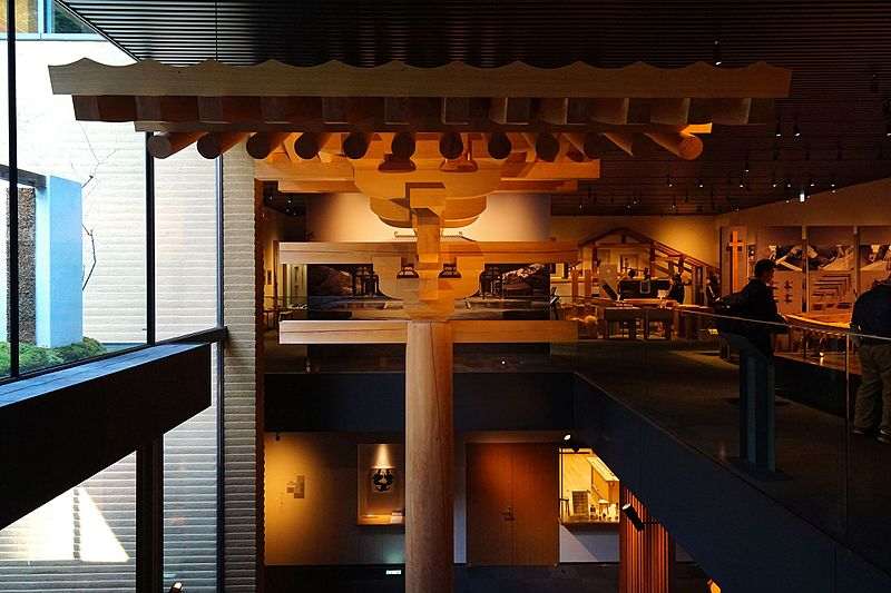 Takenaka Carpentry Tools Museum by 663highland for WikiCommons - 15 Things To Do In Kobe, Japan