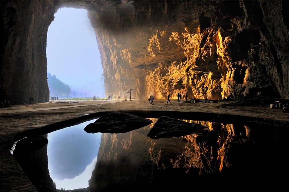 cave, hubei