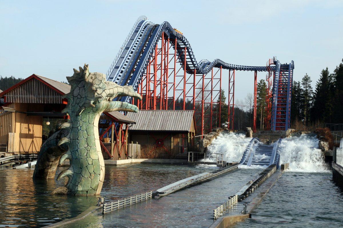 amusement park, akershus