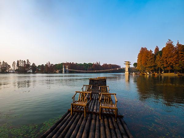 lake, wuhan