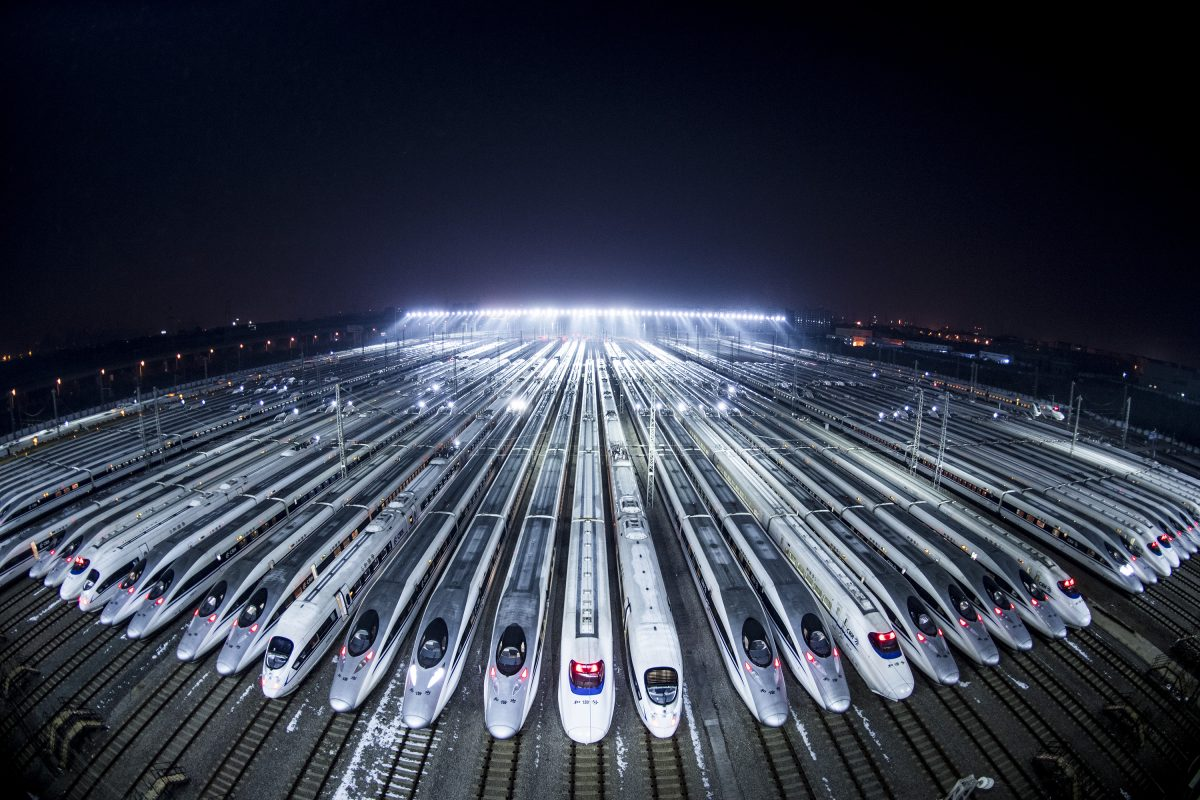 Wuhan Train Photo by Reddit - BEST Things You Never Want To Miss Doing In Wuhan, China