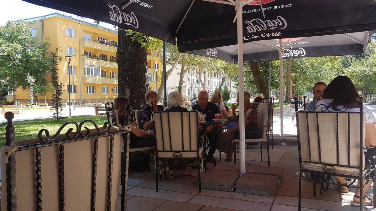 cafe, people, yambol
