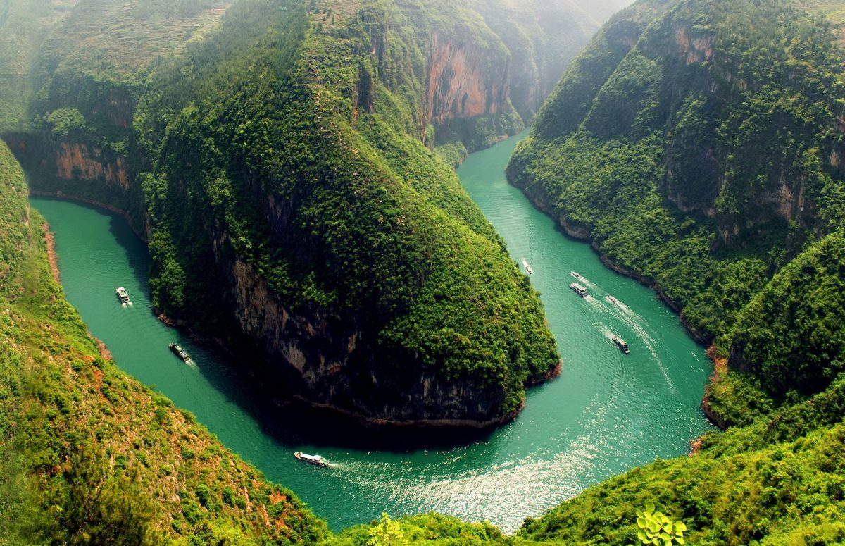 river, wuhan