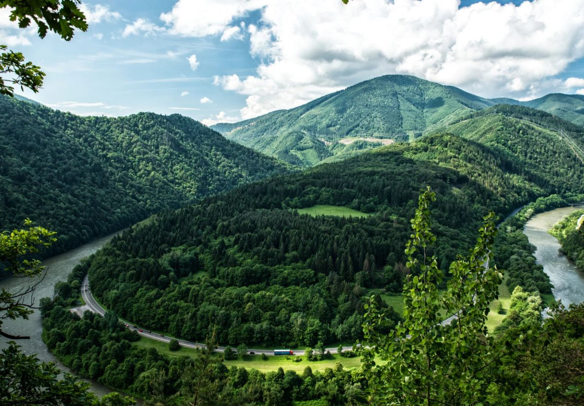 Zilna's Landscape