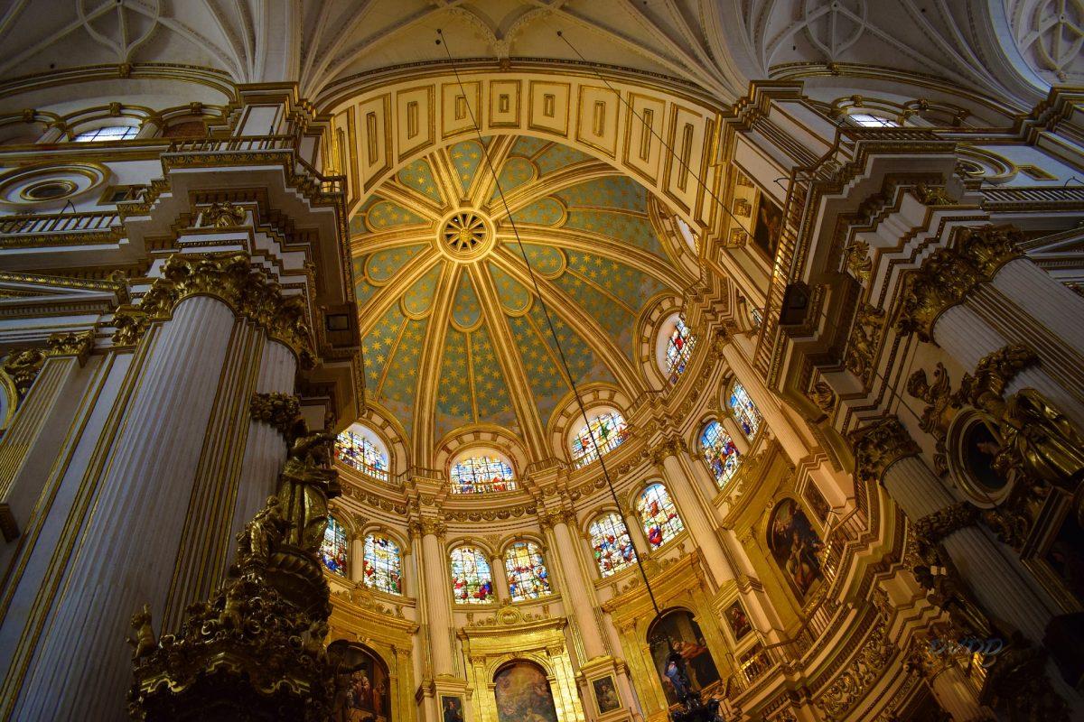 Granada Cathedral Church Dome