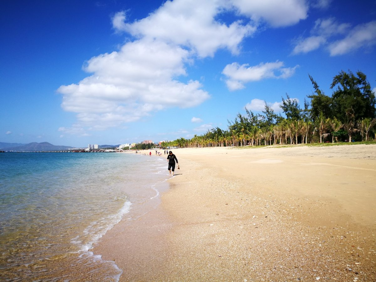 "Hainan is known as the ""Hawaii of China""."
