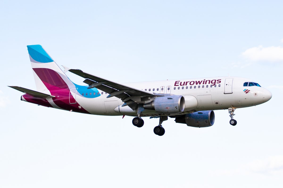 Travel from Prague to Budapest Via Eurowings