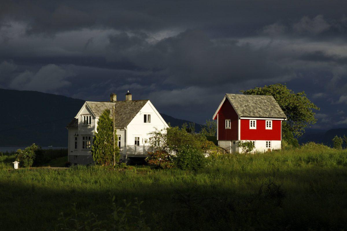 houses, hordaland