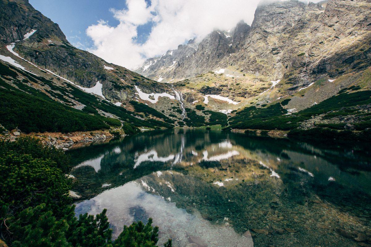 High Tatras of Slovakia