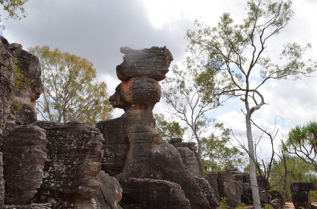 Lost City, Litchfield National Park
