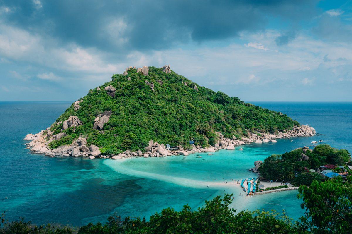 Ko Samui island in Thailand