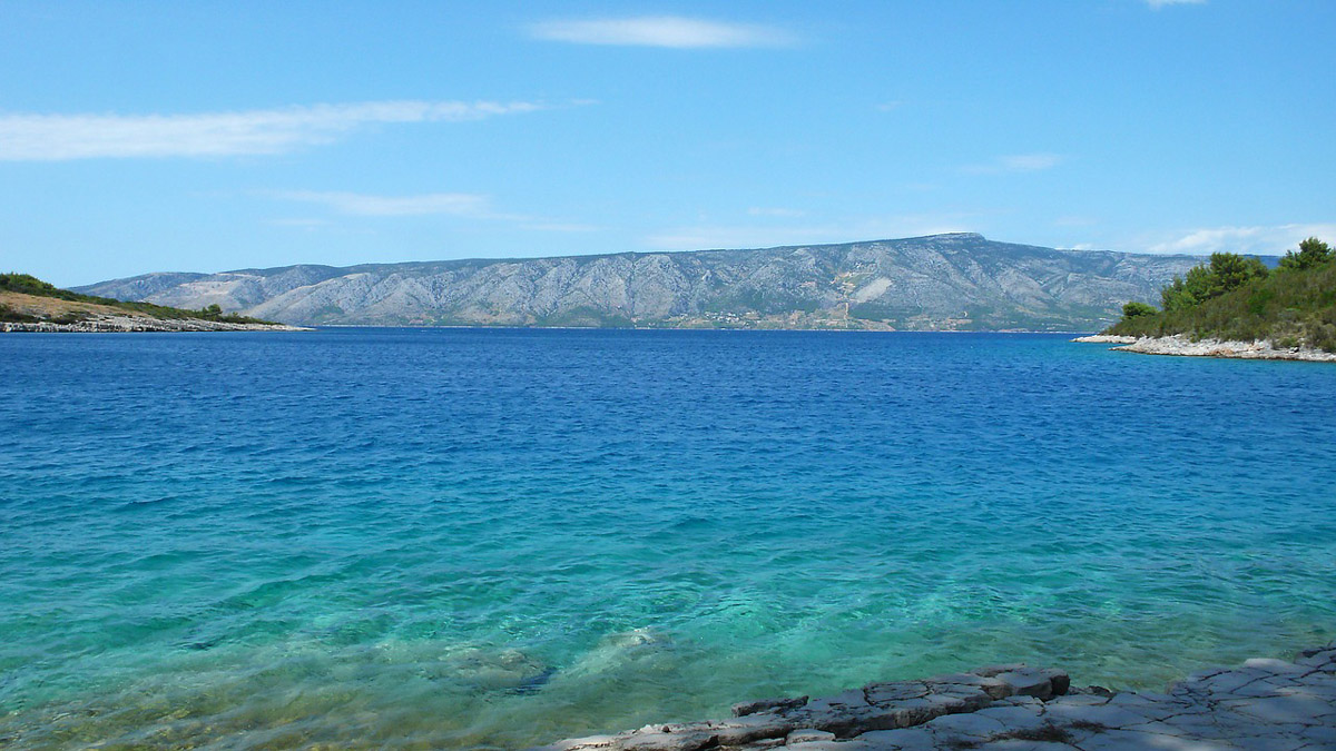 Croatia in the Summer